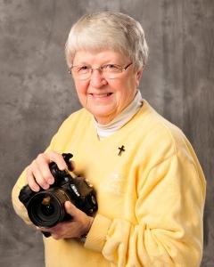 Sister Anne Marilyn Tyler is an adventurer