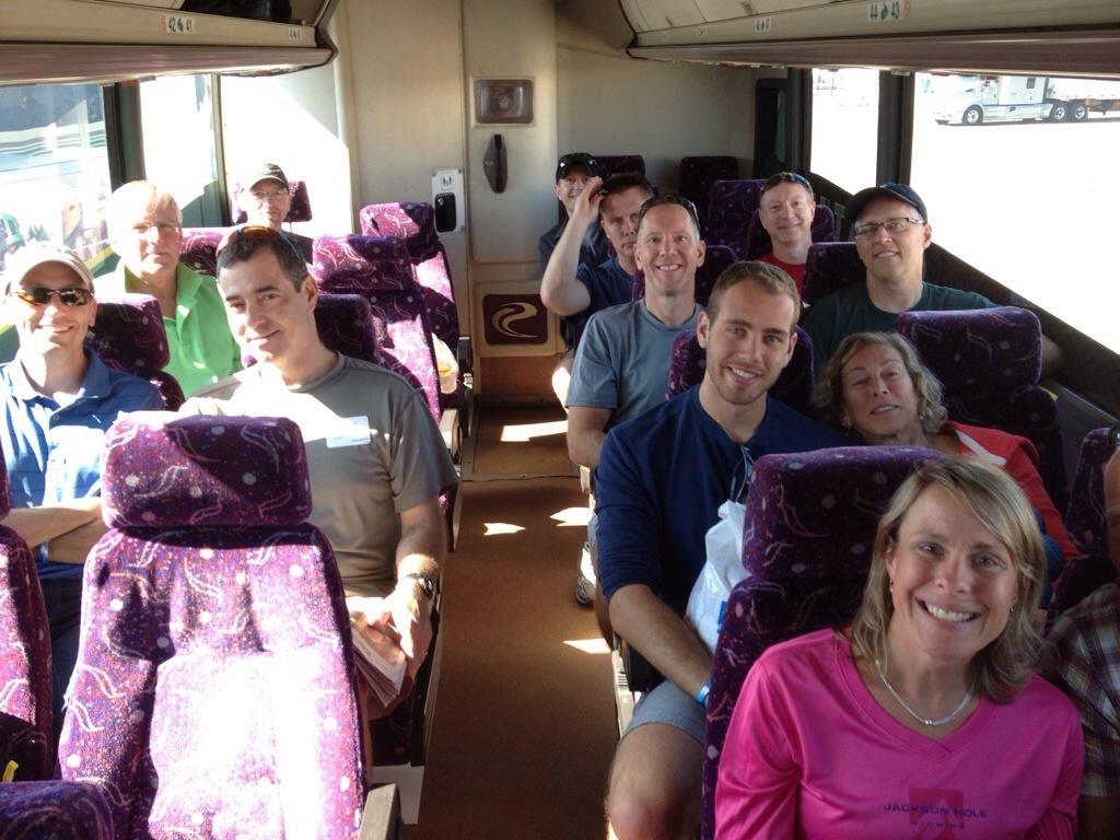 Team Joe's takes on the MichiganWish-a-Mile