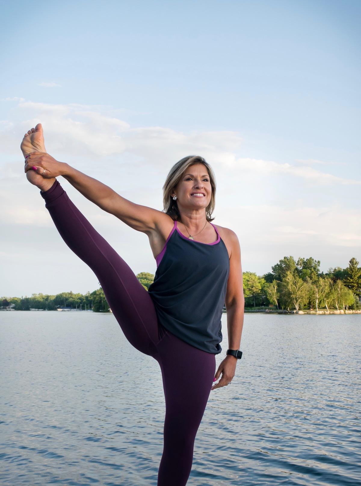 Yoga Brings Peace inStillness